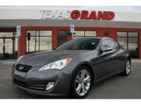 Exterior Color: gray, Body: 2 Dr Coupe, Engine: 3.8 6
