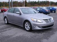 2012 HYUNDAI Genesis Sedan SEDAN 4 DOOR 3.8L Our