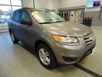 Santa Fe GLS, ALLOY WHEELS, BLUETOOTH, KEYLESS ENTRY,