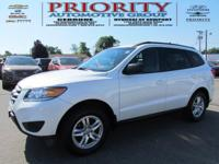This 2012 Hyundai Santa Fe in MIDDLETOWN, RHODE ISLAND