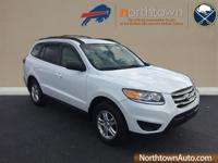 38,000 mile AWD Santa Fe! Single owner with accident