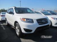 The 2012 Hyundai Santa Fe is a five-passenger crossover