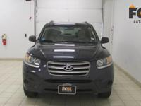 This 2012 Hyundai Santa Fe GLS is proudly offered by