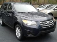 Options:  2012 Hyundai Santa Fe Fwd 4Dr I4 Gls|This