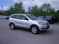 Check out this gently-used 2012 Hyundai Santa Fe we