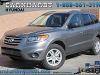 PREMIUM & KEY FEATURES ON THIS 2012 Hyundai Santa Fe