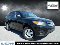 Santa Fe GLS, *LOW MILES; for a 2012!!*, *BLUETOOTH,