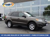Check out this 2012 Hyundai Santa Fe GLS. Its Automatic