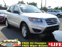 New Arrival! *CarFax One Owner!* This Santa Fe GLS