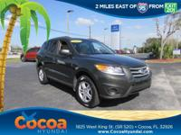 Clean Carfax - 1 Owner. 4D Sport Utility, FWD, Green,