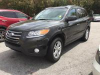 This Hyundai Santa Fe FWD 4dr I4 Limited is an