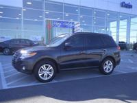 This 2012 Hyundai Santa Fe Limited is offered to you