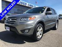 Just arrived!  This 2012 Hyundai Santa Fe SE is a