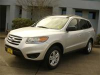 This 2012 Hyundai Santa Fe GLS is offered to you for