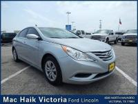 Economic and gas-sipping, this 2012 Hyundai Sonata GLS