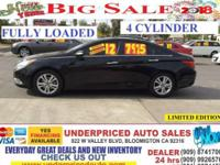 2012 HYUNDAI SONATA 4CYL/FULLY LOADED CALL 9098741700