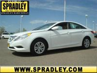 WOW! This is one hot offer! This Hyundai Sonata gets 24