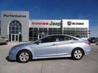 Trimmed in beautiful Silver, our 2012 Sonata Hybrid is