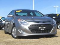 CARFAX 1-Owner, ONLY 39,536 Miles! Hybrid trim. CD