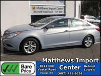 This 2012 Hyundai Sonata GLS Is A One Owner Locally