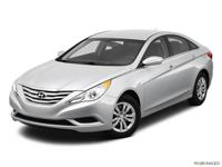 For a smoother ride, opt for this 2012 Hyundai Sonata