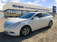 This 2012 Hyundai Sonata GLS is Well Equipped with