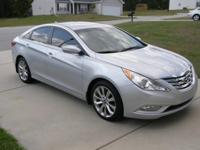 Options:  2012 Hyundai Sonata Gls 4Dr Sedan|Silver|Body