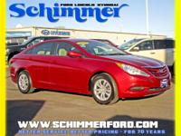 Used 2012 Hyundai Sonata GLS FWD in stock at Schimmer
