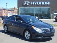 2012 Hyundai Sonata GLS with a perfect Experian