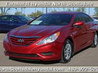 This used 2012 Hyundai Sonata in SCOTTSDALE, ARIZONA is