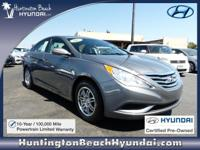 New Arrival! LOW MILES, This 2012 Hyundai Sonata GLS