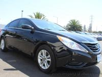This 2012 Hyundai Sonata 4dr GLS Sedan 4D features a