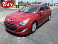 This 2012 Hyundai Sonata Hybrid is proudly offered by