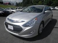 This 2012 Hyundai Sonata Hybrid is priced to sell at