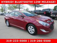HYBRID !! LOCAL TRADE!, ONE OWNER!, ACCIDENT FREE !!,