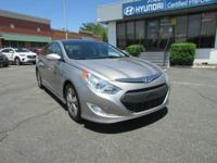CARFAX One-Owner. hyper silver metallic 2012 Hyundai