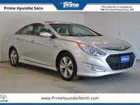 Clean CARFAX! CARFAX One-Owner! 2012 Hyundai Sonata