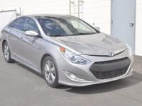 Options:  2012 Hyundai Sonata Hybrid Base|Clean Carfax.
