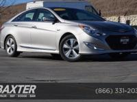 CARFAX 1-Owner, GREAT MILES 39,440! Hybrid trim.