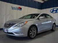 New Price! Silver 2012 Hyundai Sonata SE FWD 6-Speed