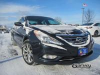 This sporty 2012 Hyundai Sonata is well equiped with