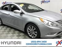 Hyundai Sonata Limited 2.0T 6-Speed Automatic with