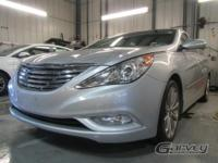 This 2012 Hyundai Sonata is equipped with the Limited