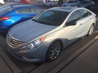 We are excited to offer this 2012 Hyundai Sonata.
