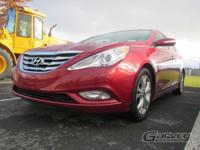 This 2012 Hyundai Sonata comes equipped in the Limited