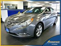 This handsomely equipped Hyundai Sonata Limited has all