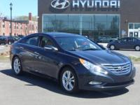 2012 Hyundai Sonata 2.4L Limited with a perfect