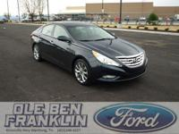 Options:  2012 Hyundai Sonata 2.0T Limited