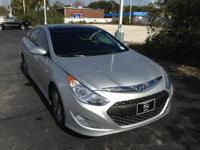 This 2012 Hyundai Sonata Hybrid is offered to you for