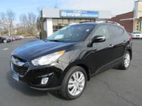 This Tucson is Certified! CarFax One Owner! Wheel